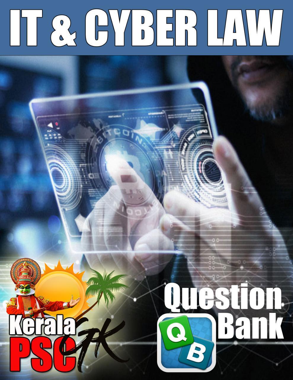 IT & Cyber Law Question Bank