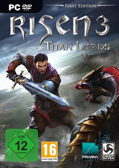 تحميل لعبة القتال والمغامره Risen 3: Titan Lords كاملة للكمبيوتر مجانا