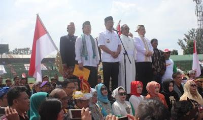 Acara BUNKRI di Bandung yang Ditunggangi Syiah Sepi Peminat