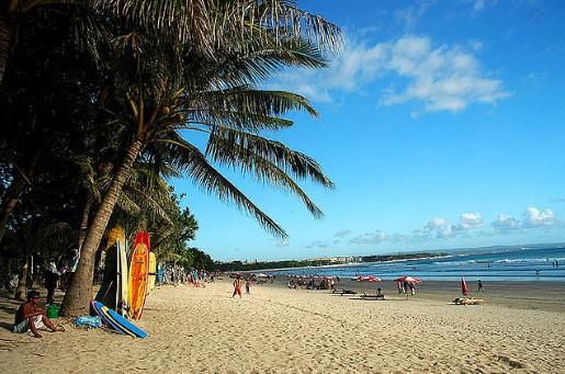 Wisata Pantai kuta