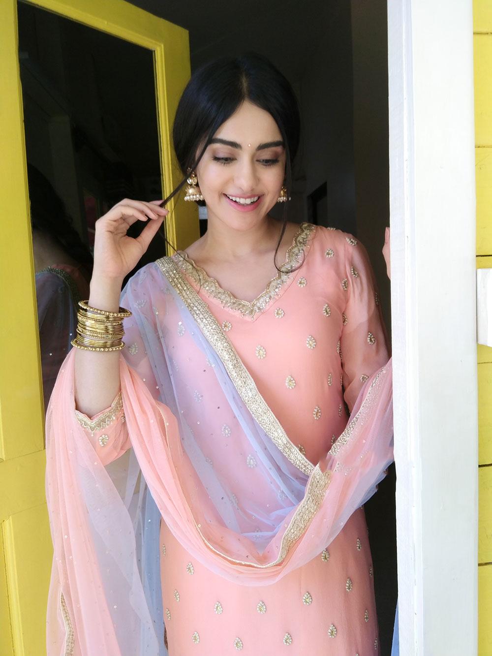 Adah Sharma New Awesome Pics