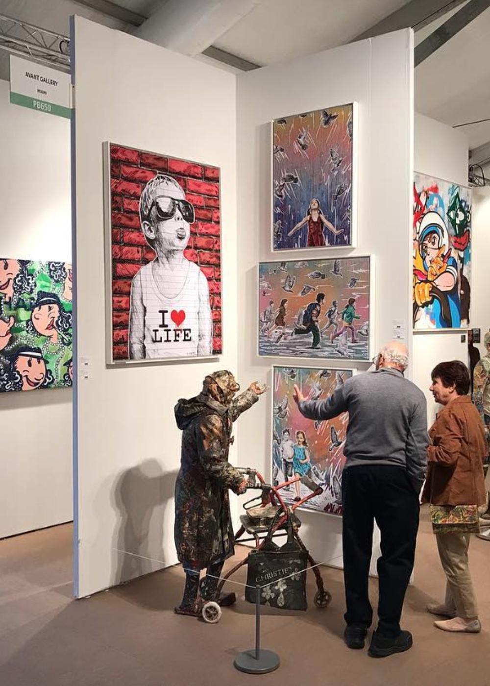 STMTS: Palm Beach Modern + Contemporary Art Fair 2019 / Avant