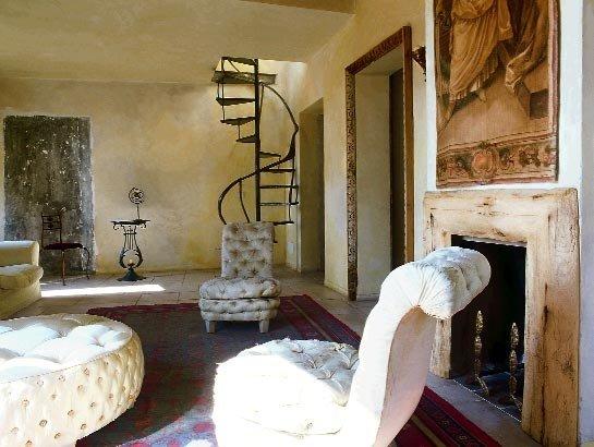 Boiserie c lo charme di un interno boh mien a roma for Interni di charme
