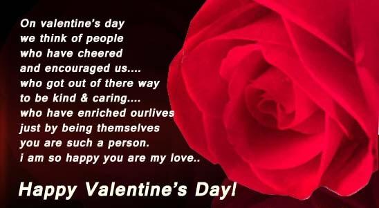 best valentine message to my wife