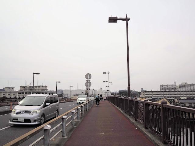 中川 飯塚橋