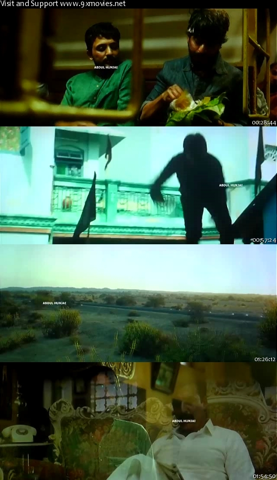 Raees 2017 Hindi DVDScr XviD 700MB