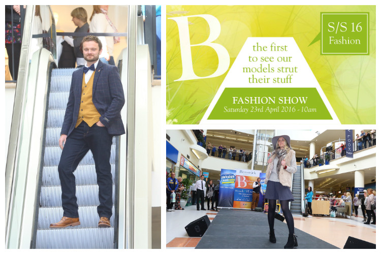 Brunswick Shopping Centre's Fashion Show