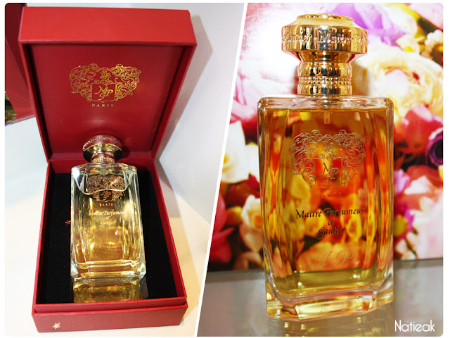 Eaux de Parfum de  Maître Parfumeur et Gantier