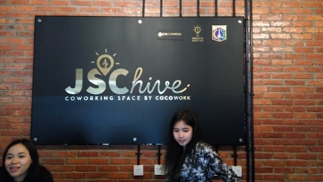 COCOWORK Gaet Pengelola Jakarta Smart City Untuk Dukung Startup di Indonesia
