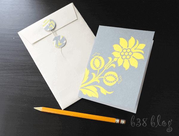 Membuat Sendiri Amplop Untuk Hadiah Lebaran