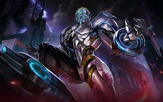 Download Script Skin Gord - Conqueror (Mobile Legend)