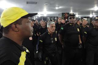 Justiça Federal decide que policiais ferroviários poderão usar armas de fogo em serviço