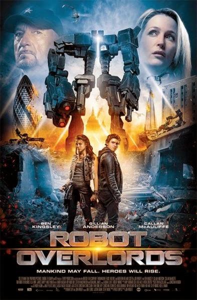 Robot Overlords สงครามจักรกลล้างโลก [HD]