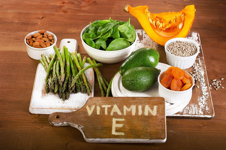 20 alimentos com alto teor de vitamina E