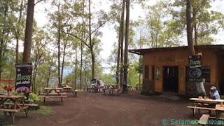 Dancok Café, Coban Rondo : Café Outdoor Yang Bikin Gemes