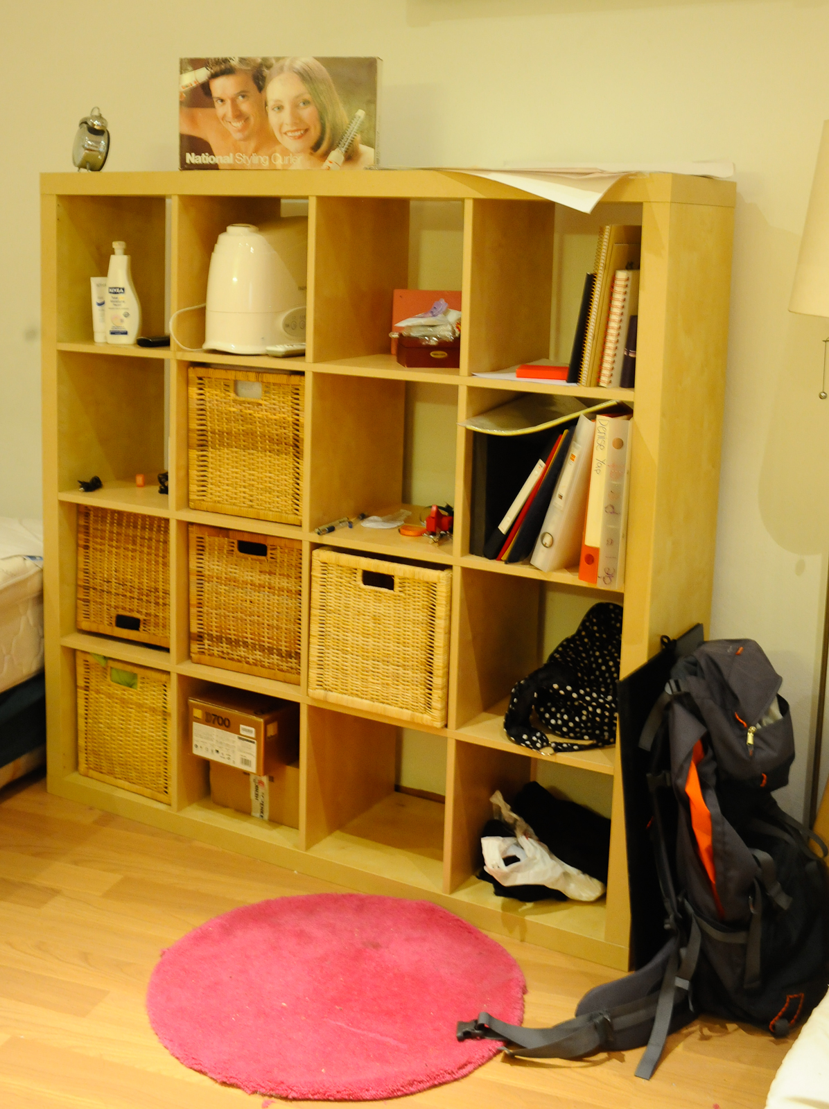 Pearl Bank Declutter Sale 149 X 149cm Ikea Expedit Bookshelf 70 Sold