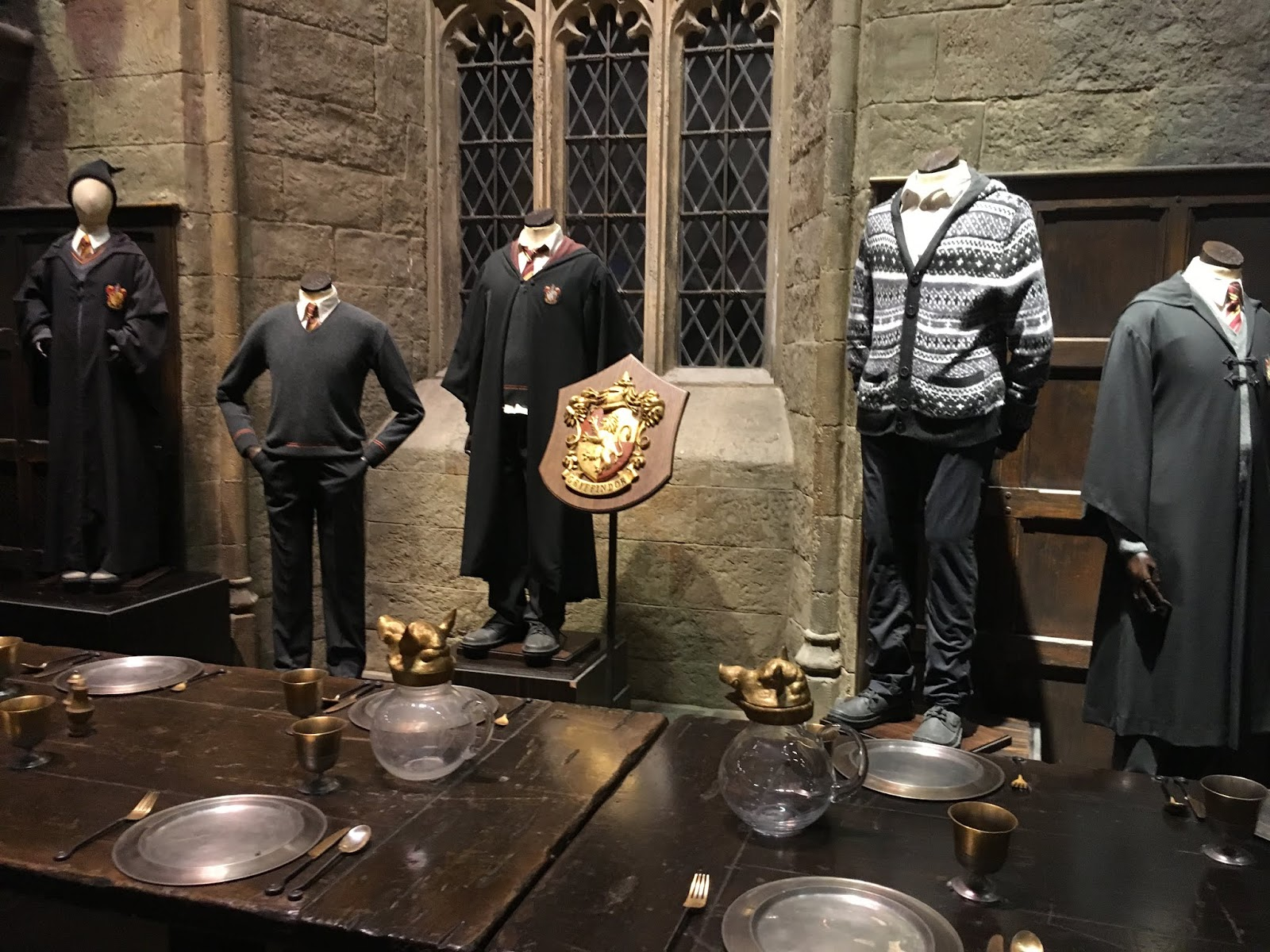 Warner Brothers Studio Tour London Harry Potter