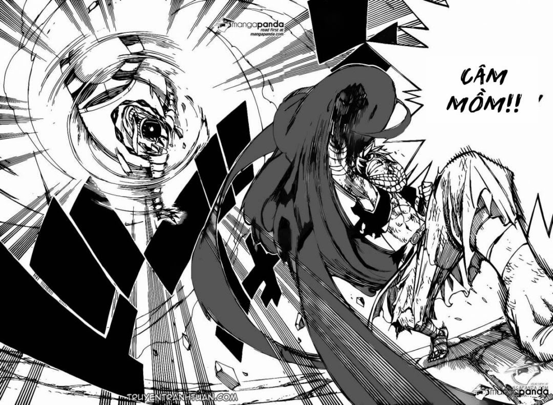 Fairy Tail Chap 371