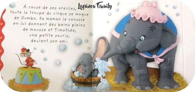 puzzle des bebes disney