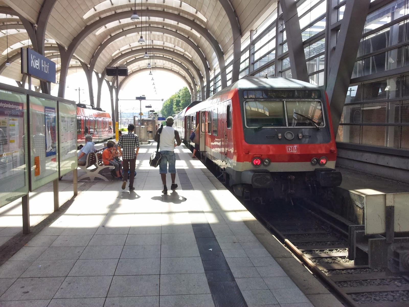 Hamburg Rendsburg
