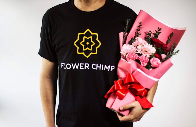 Penghantaran Bunga Dengan Flower Chimp