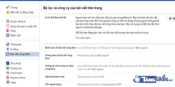 cach bat cong khai nguoi theo doi facebook 3