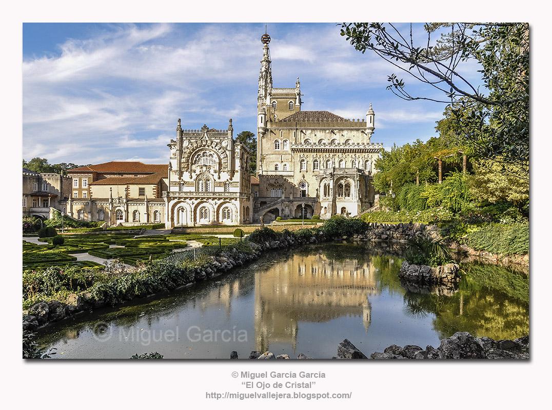 Palacio do Bussaco. Luso (Mealhada) - Portugal