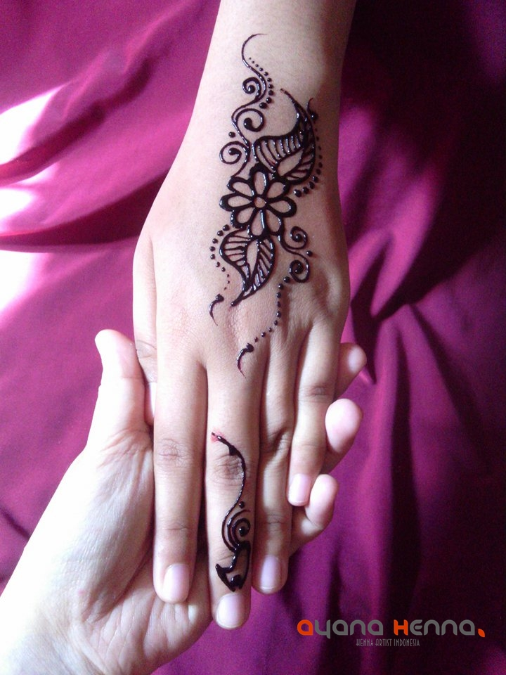 Easy Henna Galeri Ayana Henna