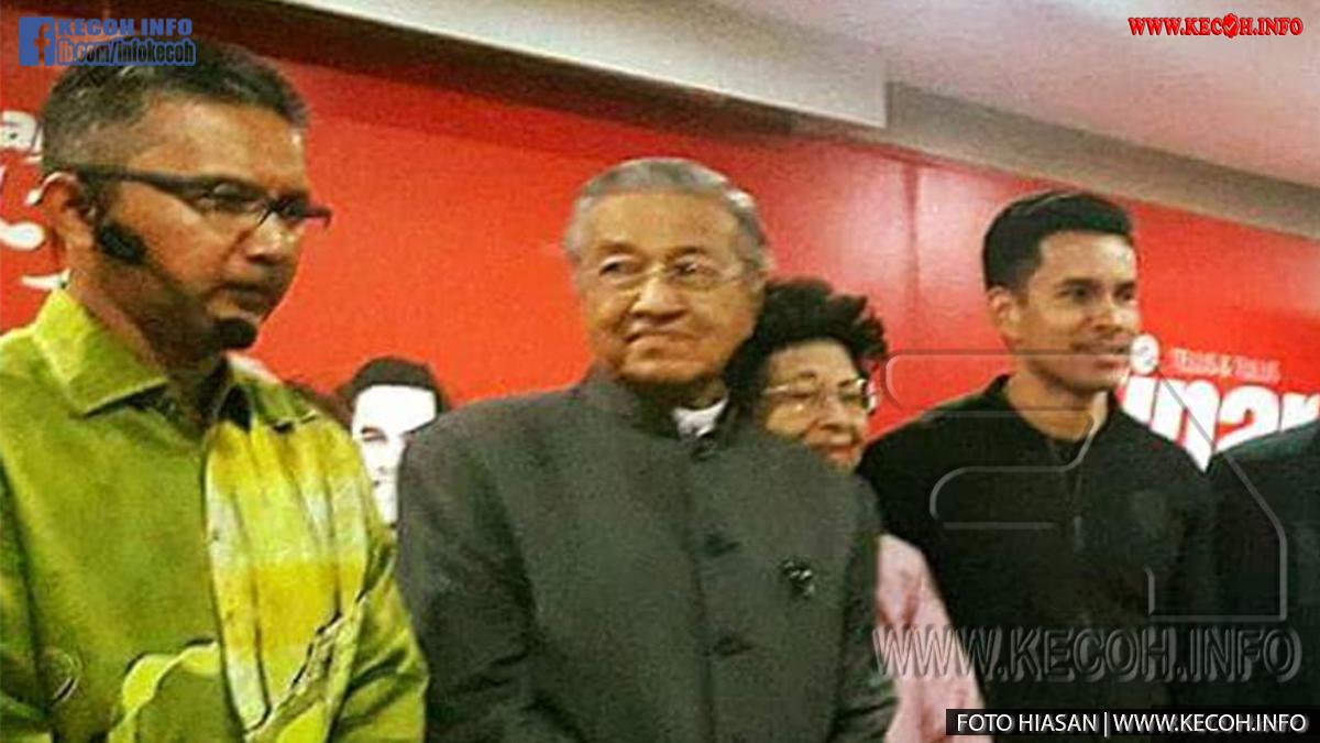 Ingat Lagi Pensyarah Yang 'TERKUCIL' Terima 'Renungan Maut' Tun Dr Mahathir Ketika Kritik Umur Beliau Pada Satu Forum Yang Lalu? Terkini Beliau Telah Letak Jawatan Dan Inilah Puncanya...