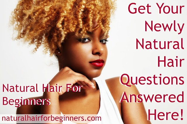 Welcome To Natural Hair For Beginners!