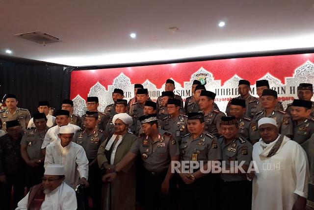 Habib Umar: Polisi dan Ulama Jangan Mau Diadu Domba Oleh Kelompok Manapun