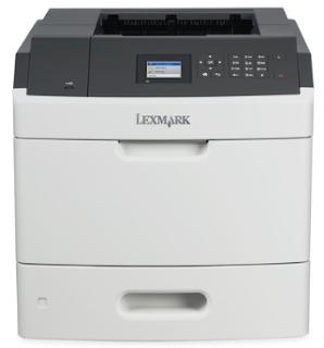 Lexmark MS817 Treiber herunterladen