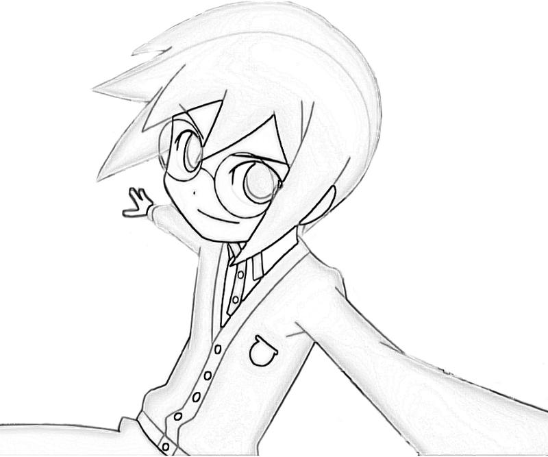 Detective Conan Male Phantom Thief Edogawa #1826781 |Phantom Thief Silver Cat