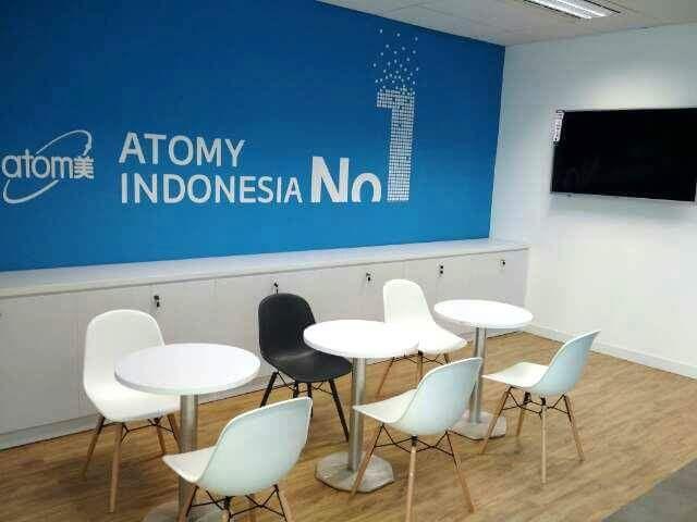 Foto Gallery Tempat Perusahaan Atomy di Indonesia