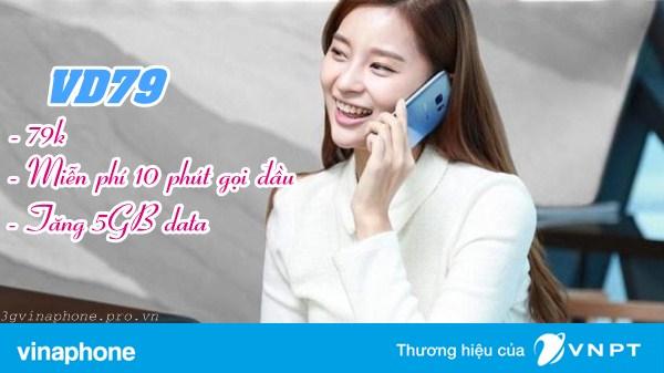 Cach dang ky goi cuoc VD79 Vinaphone