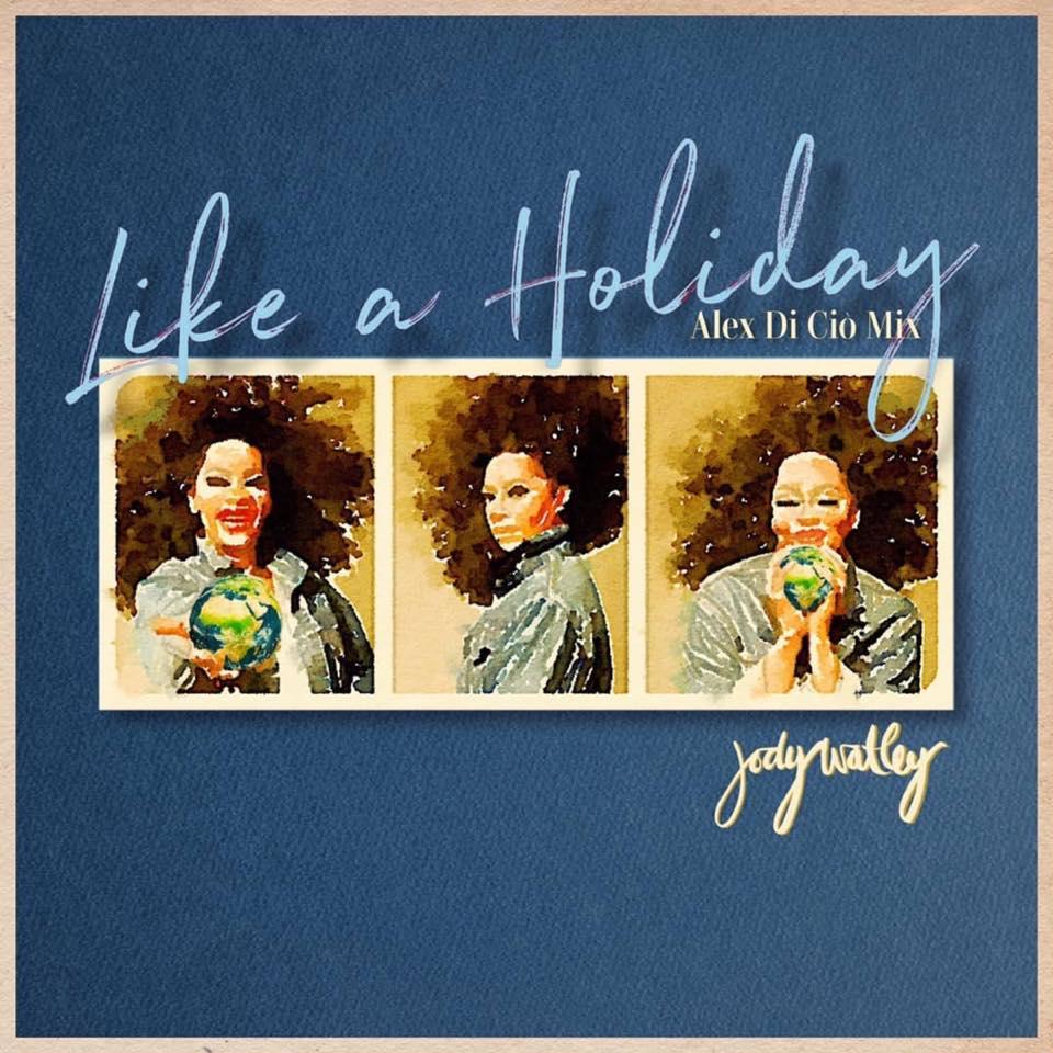 Poptastic Confessions!: Like A Holiday (Alex Di Ciò Remix