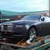 Picha: Hatimaye Rolls Royce La Diamond Platnumz Liko Njiani Kuja Tanzania.