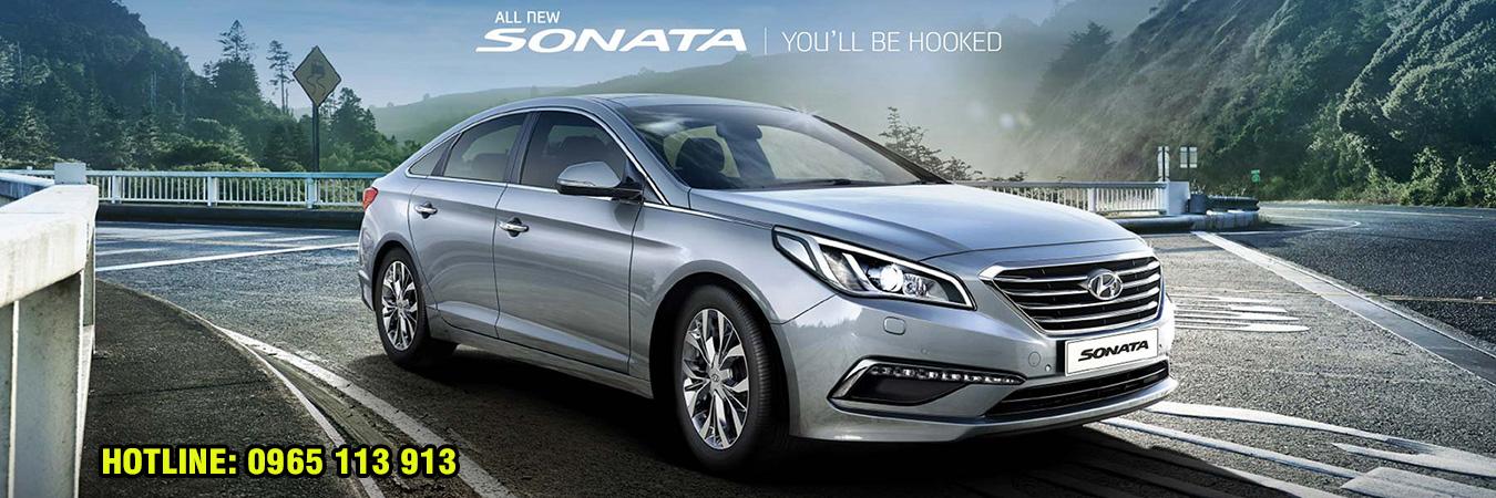 Hyundai Sonata Hai phong