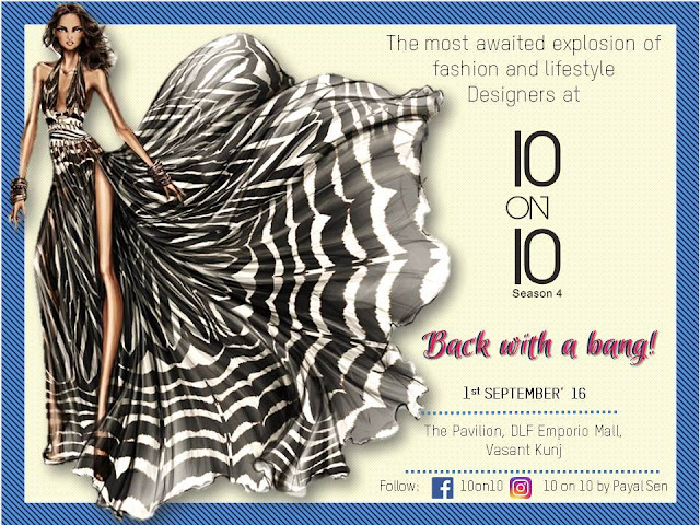 Uber Chic - Payal Sen announces her grand lifestyle exhibition date- '10 on 10' Season 4