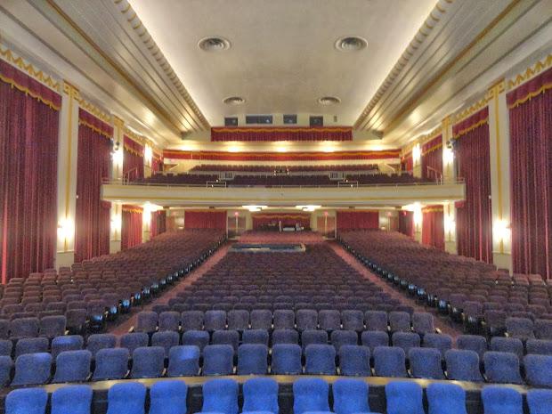 Keswick Theater Seating Chart - Exploring Mars