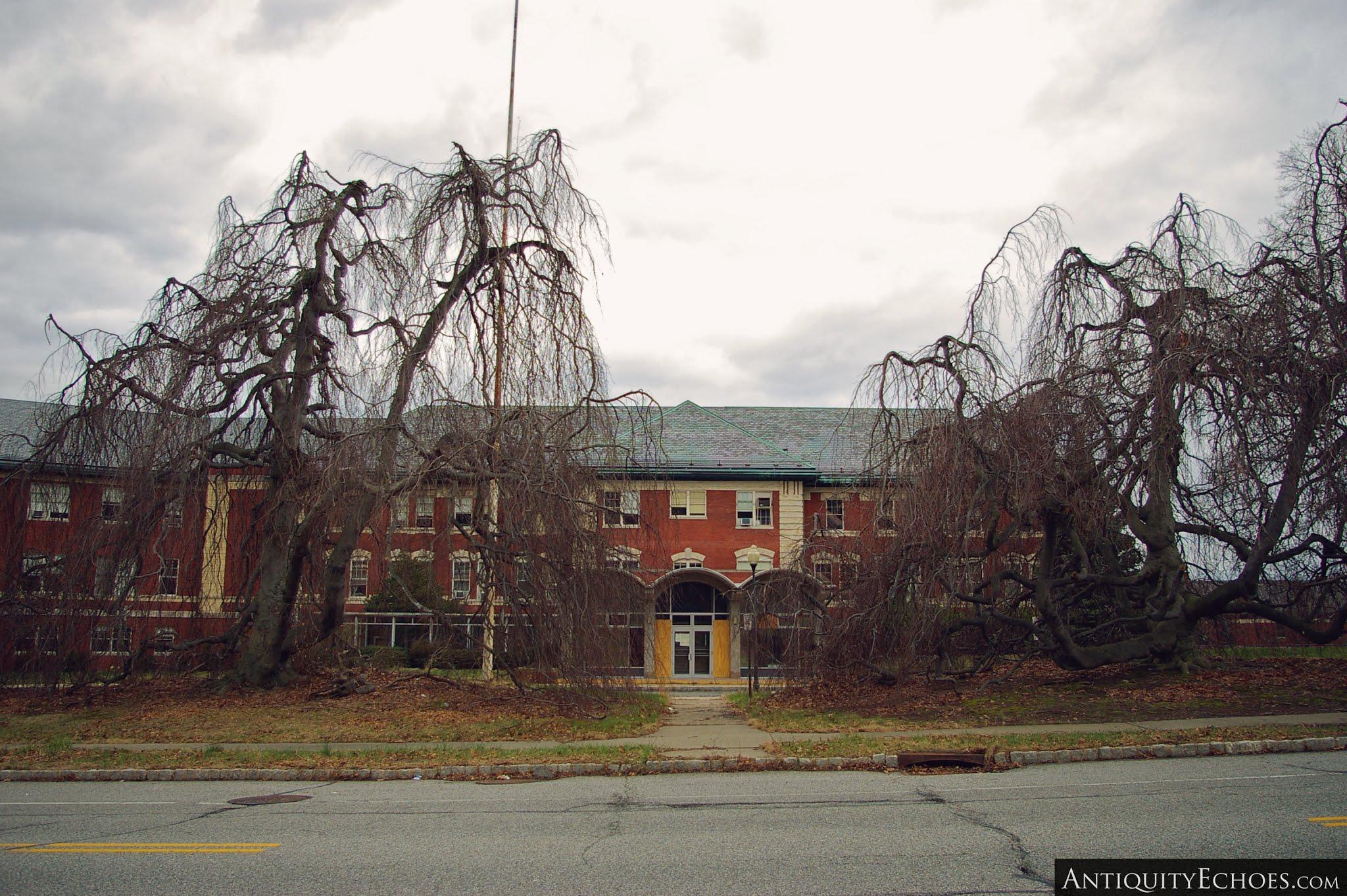 Overbrook Asylum - Admin and Willows
