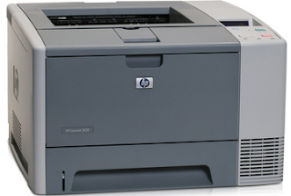 HP LaserJet 2410 review