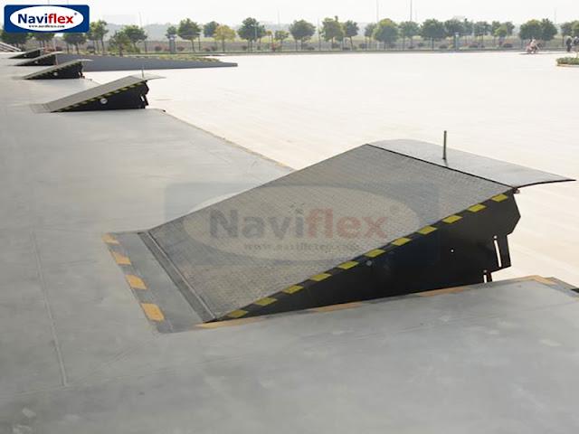 Dock leveler Công ty Dịch vụ sân bay ASG tại Bắc Ninh-02