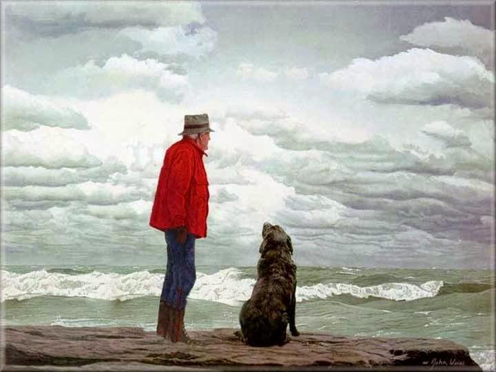 """Притча """"Человек с собакой"""""""