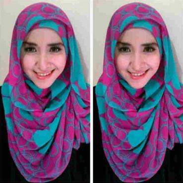 Trend Hijab Terbaru Elegan