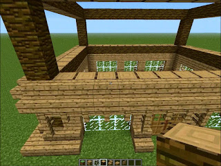 How To Make A Nice House In Minecraft .