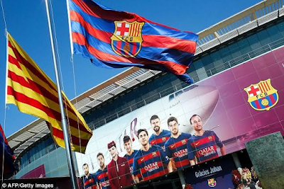 Barcelona shirts restricted in Saudi Arabia with possible 15-year jail Sentence and £120k fine