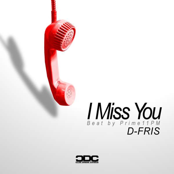 [Single] D-FRIS – I Miss You (2015.12.23/MP3/RAR)