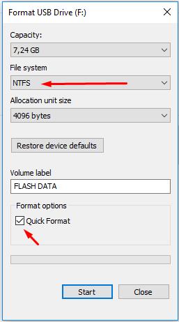 Tips Ampuh Agar Flashdisk Bisa Copy File Besar