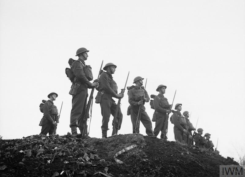 25 November 1940 worldwartwo.filminspector.com East Surrey Regiment